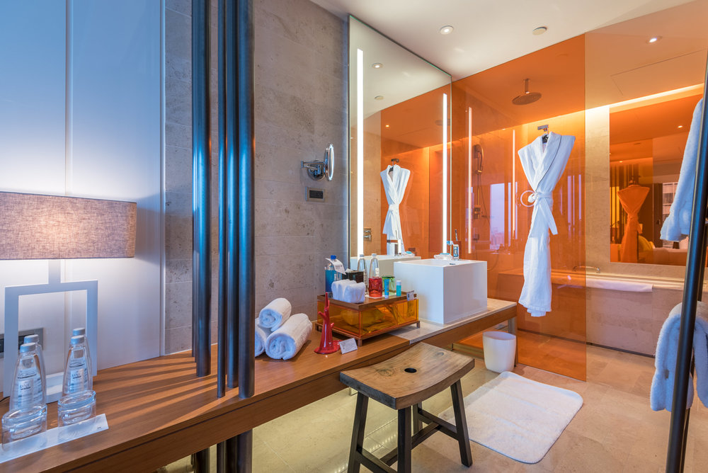 Bathroom  Wonderful Room - W Taipei