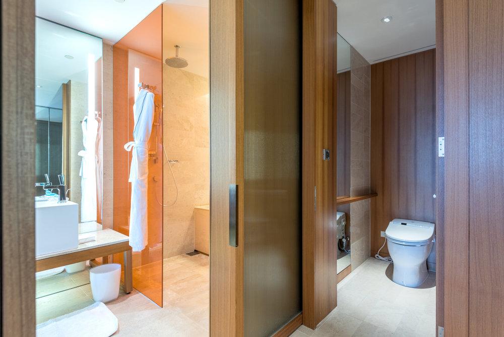 Bathroom and Toilet  Wonderful Room - W Taipei