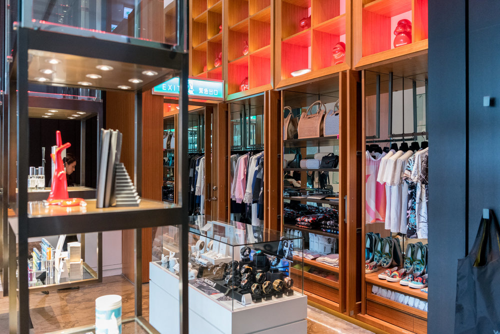 The Store  W Taipei