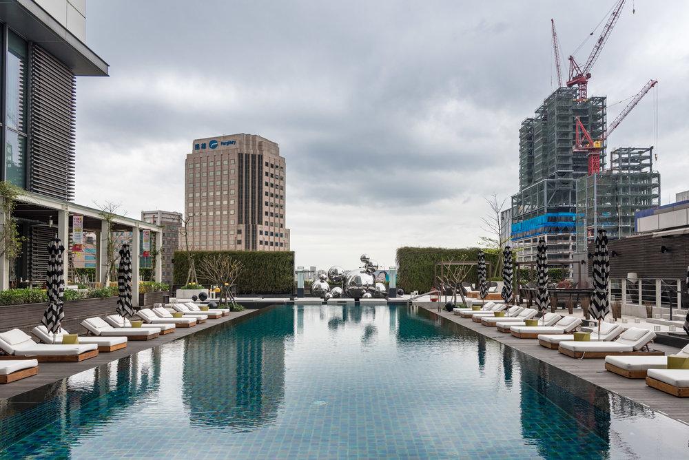 WET Pool (Swimming Pool)  W Taipei