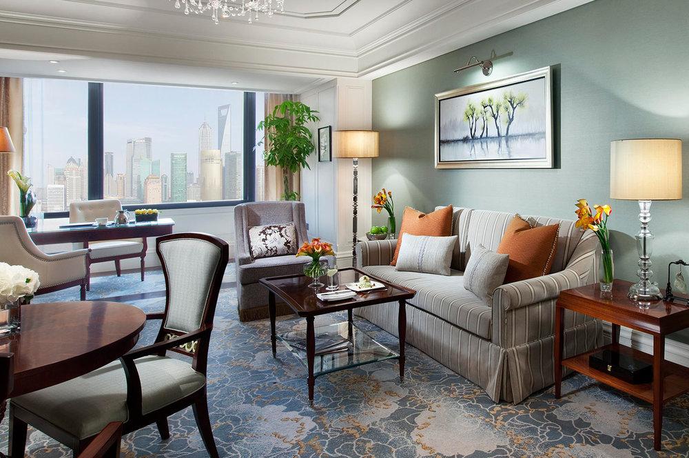 Photo Credit:Waldorf Astoria Shanghai on the Bund