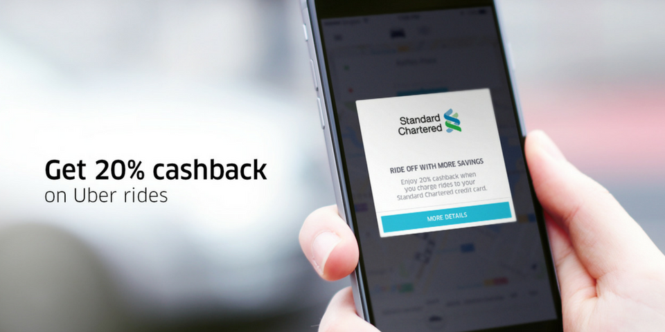 Get 20% Cashback on Uber Rides | Photo Credit: Uber