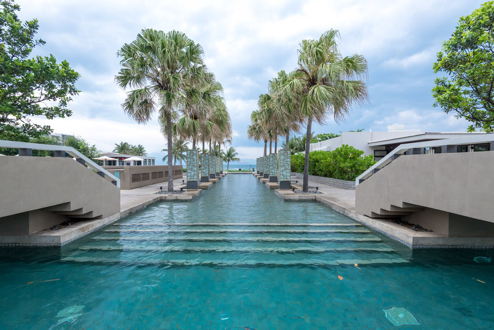 Swimming Pool Hyatt Regency Danang Resort and Spa