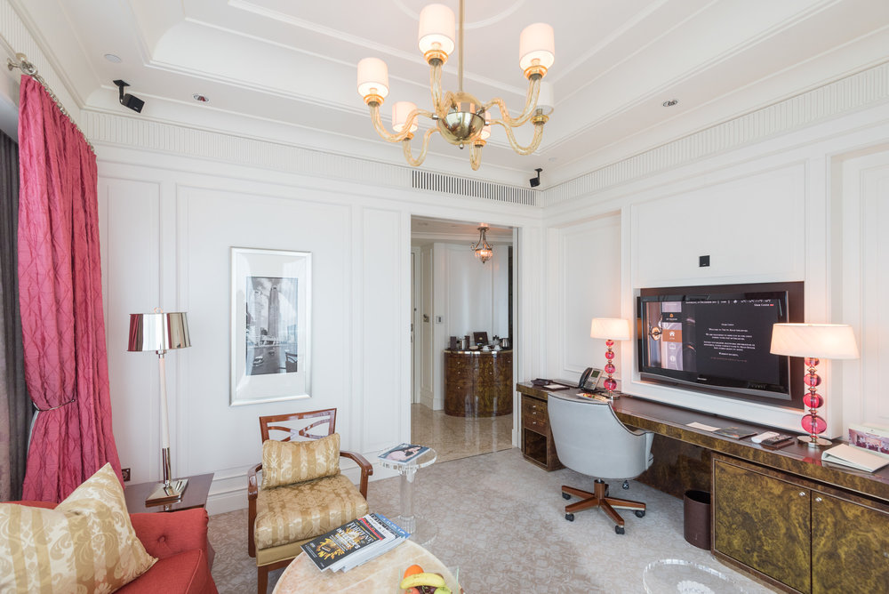 Opulent Rooms and Suites  The St. Regis Singapore