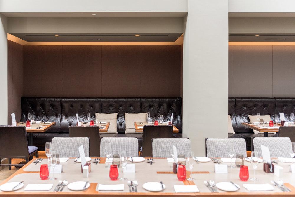 Restaurant Interiors  Ash & Elm - InterContinental Singapore