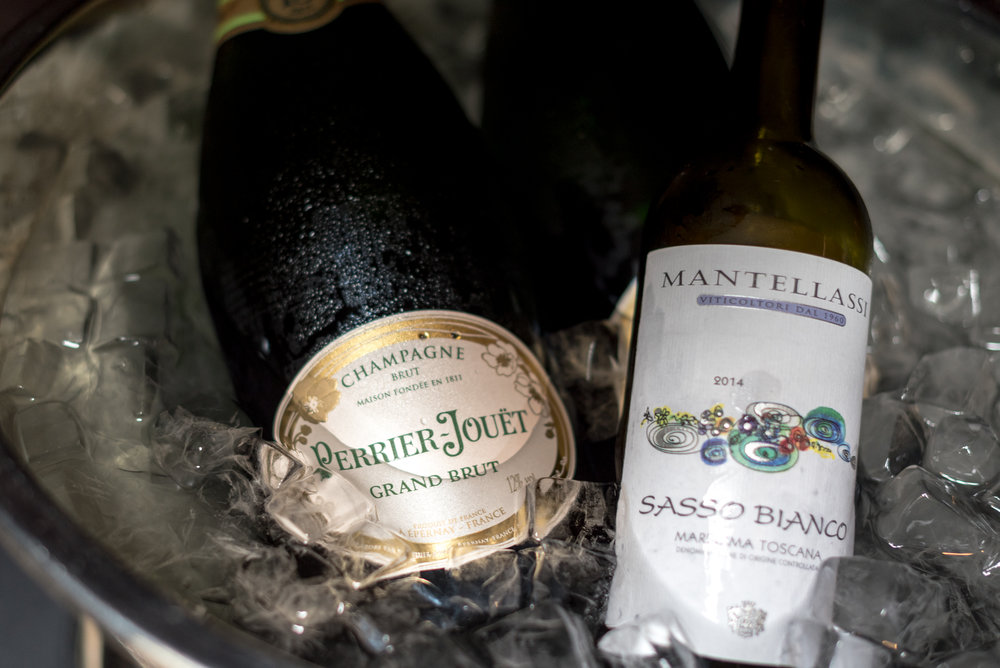 Champagne and Wine Ash & Elm - InterContinental Singapore