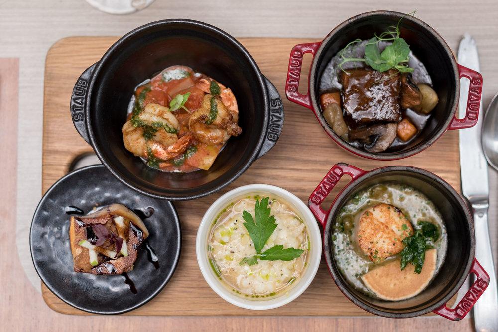 Tasting Platters  Ash & Elm - InterContinental Singapore