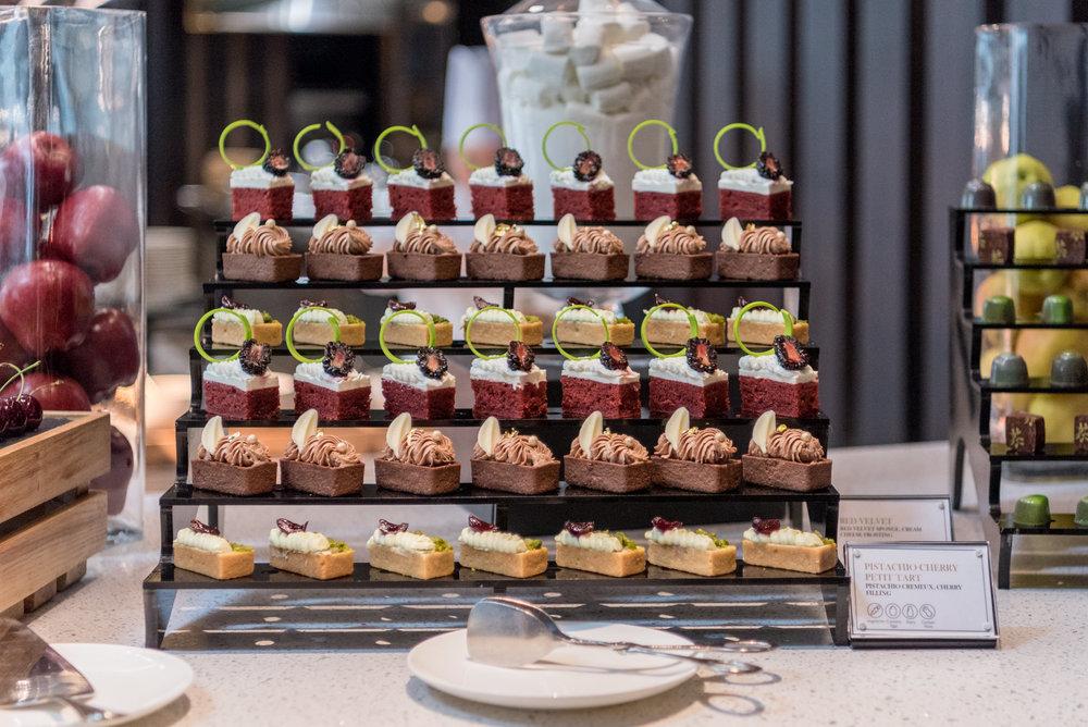 Desserts  Ash & Elm - InterContinental Singapore