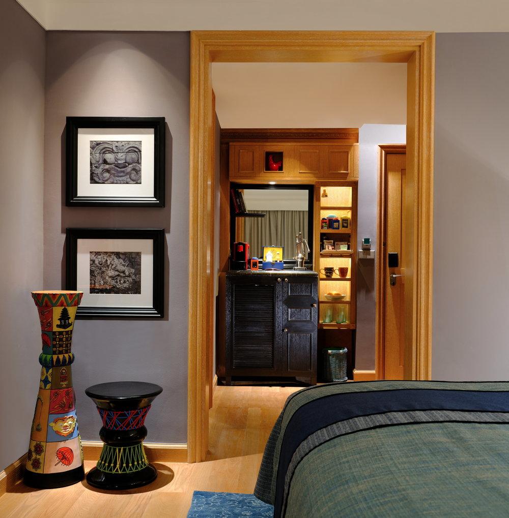 Guest Room | Photo Credit: Hotel Indigo Bali Seminyak Beach