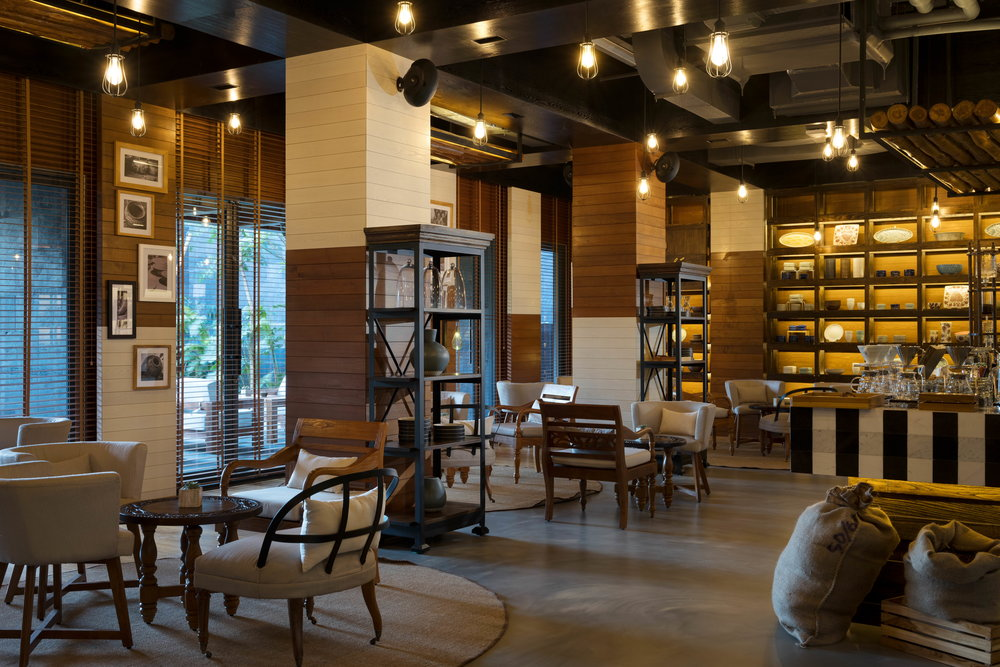 Pottery Cafe | Photo Credit: Hotel Indigo Bali Seminyak Beach