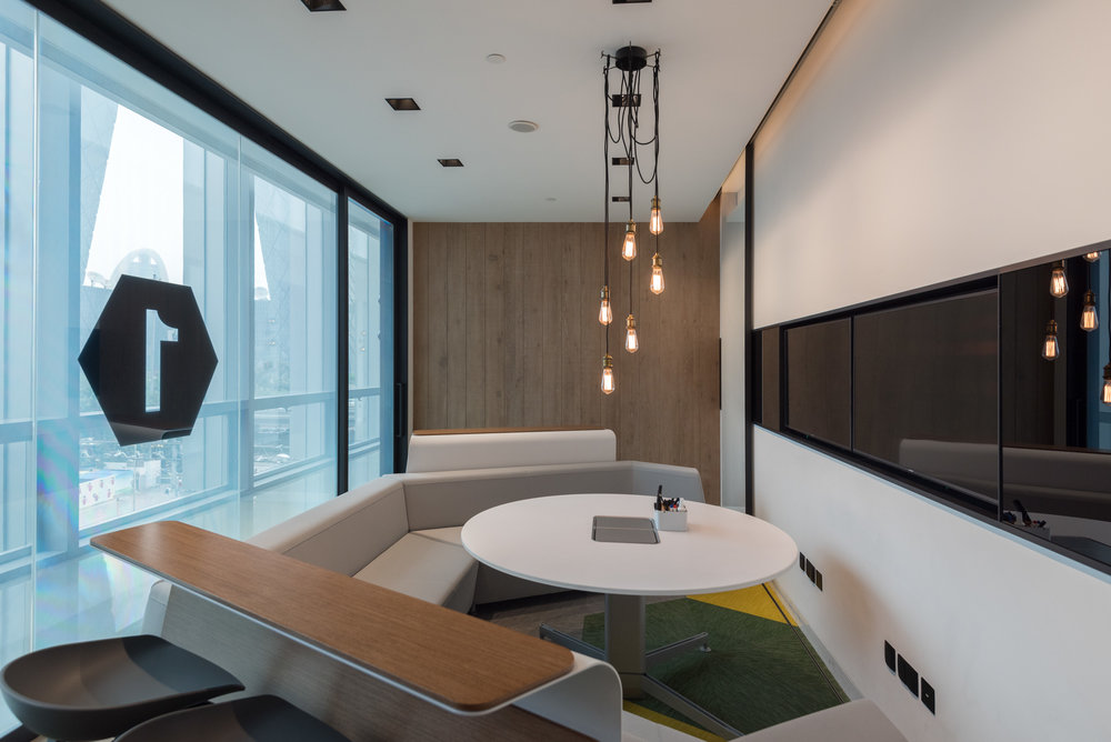 Office Space  Prototype - Hotel Jen Beijing