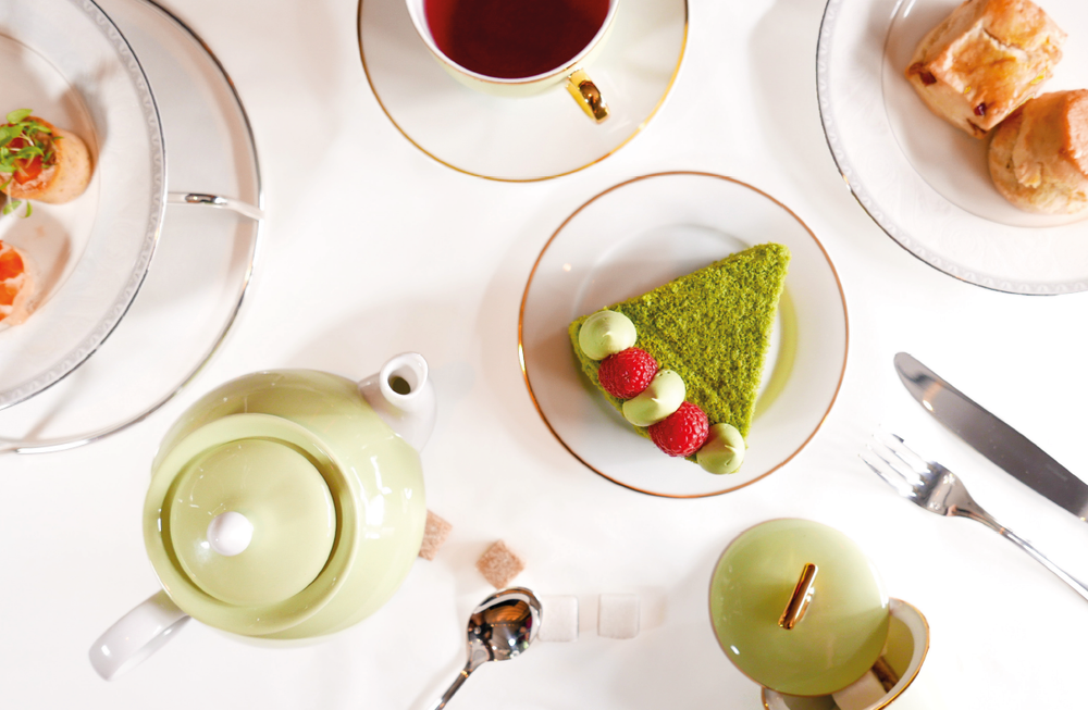 New High Tea Experience at Tea Lounge | Photo Credit: Regent Singapore