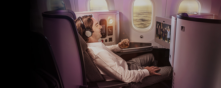 Business Class on 787 | Photo Credit: Avianca