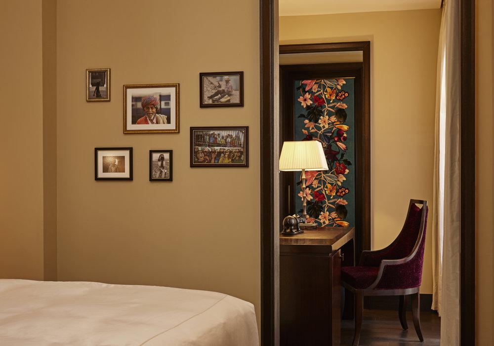 Deluxe Executive Club Room | Photo Credit:Hotel Vagabond, A Tribute Portfolio Hotel, Singapore