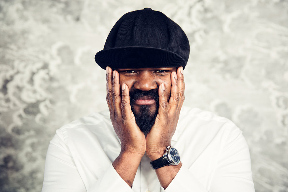 Gregory Porter | Photo Credit: The St. Regis Singapore