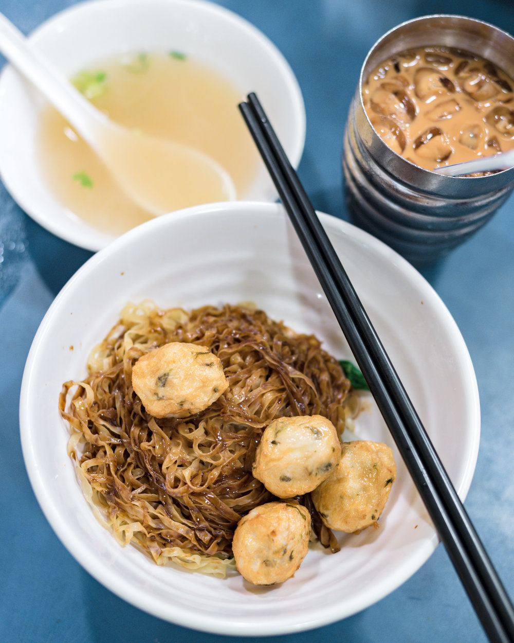 Kai Kee Noodle - 雞記潮州麵食