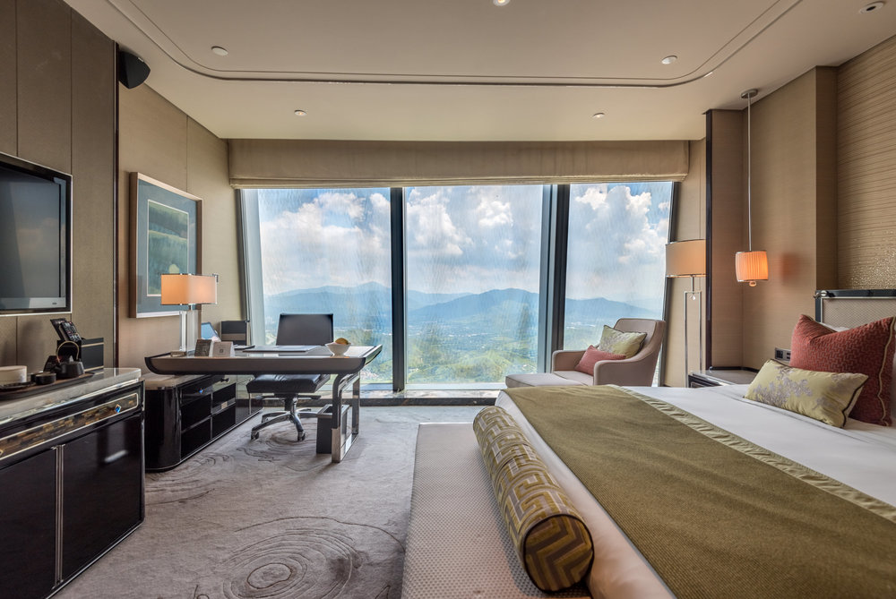 Hotel Review The St Regis Shenzhen Deluxe Room