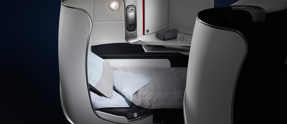 Business Class | Photo Credit: Air France