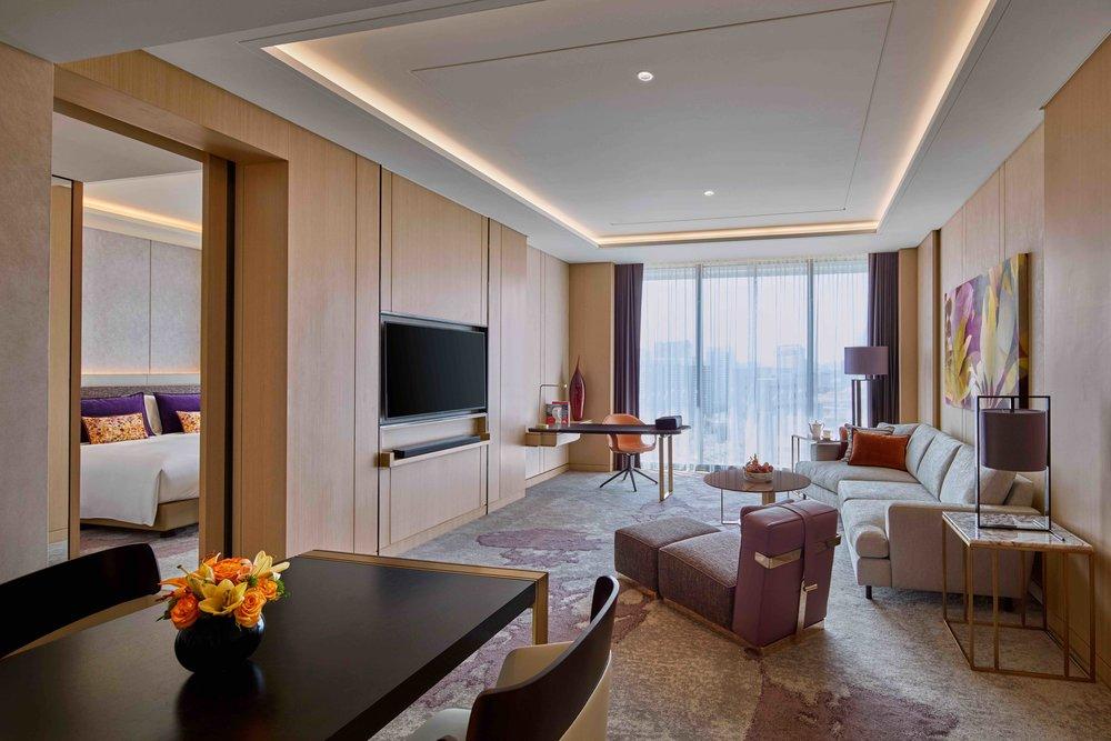 Prestige Suite | Photo Credit:Sofitel Singapore City Centre
