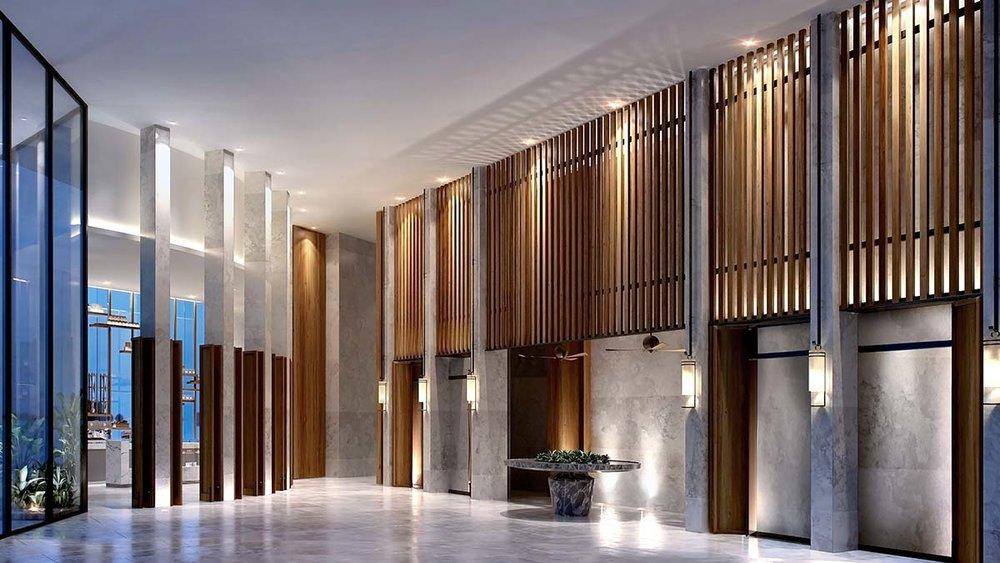 Lobby | Photo Credit: Andaz Singapore