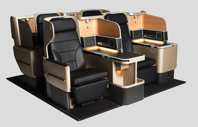 Business Class | Photo Credit: Qantas