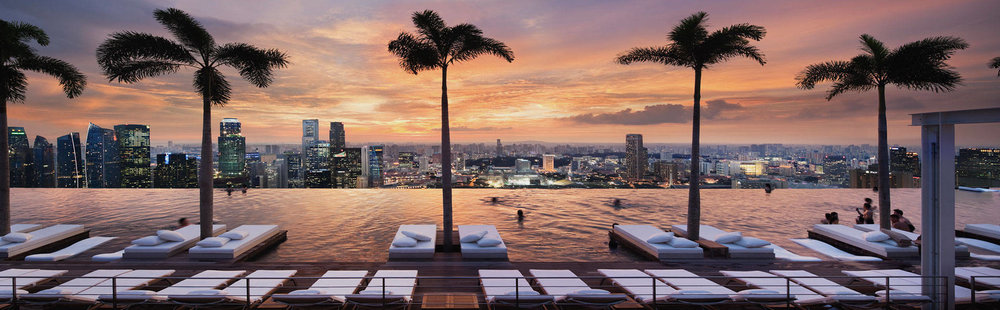 Infinity Pool | Photo Credit: Marina Bay Sands