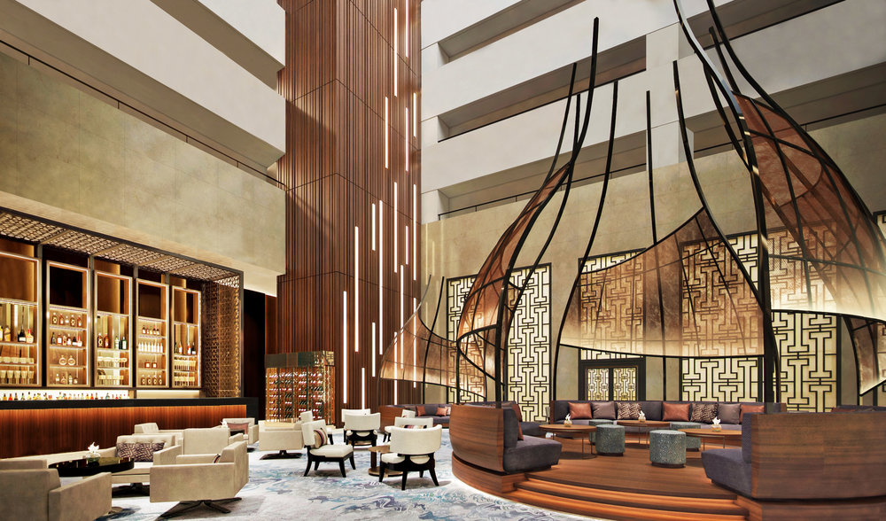 The Hive Lounge | Photo Credit: InterContinental Hanoi Landmark72