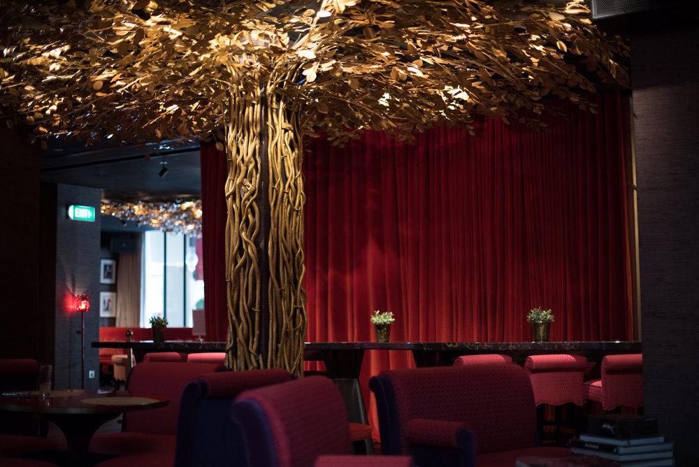 Vagabond Executive Club Lounge  The Vagabond Club, A Tribute Portfolio Hotel, Singapore