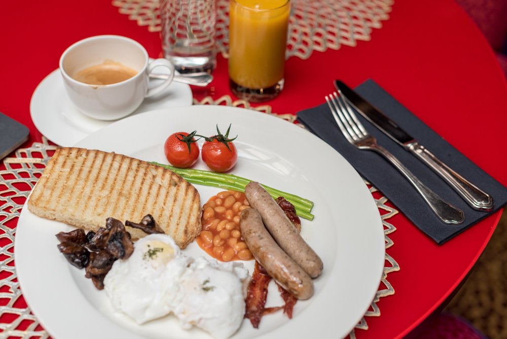 Breakfast Vagabond Executive Club Lounge - The Vagabond Club, A Tribute Portfolio Hotel, Singapore