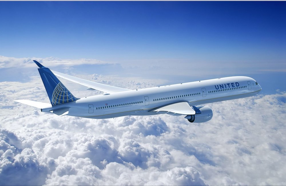 A350 | Photo Credit: United Airlines