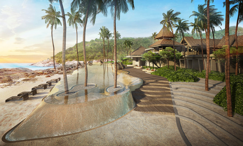 Property | Photo Credit: The Ritz-Carlton, Koh Samui