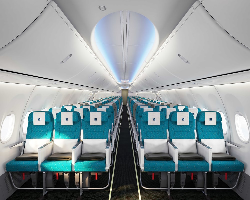 silkair unveils brand new boeing 737 max 8 sky interior