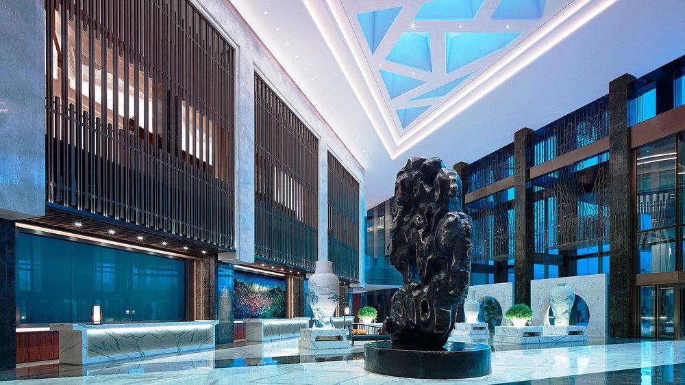 Photo Credit: NUO Hotel Beijing