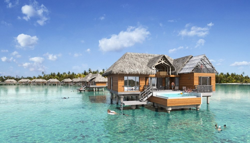 Photo Credit:InterContinental Bora Bora Resort & Thalasso Spa