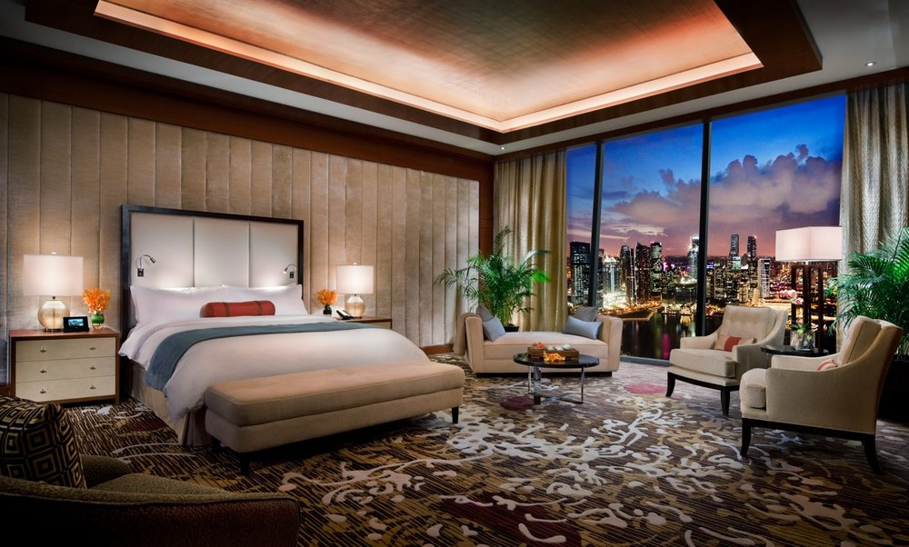 Presidential Suite | Photo Credit: Marina Bay Sands