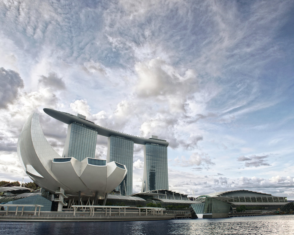ArtScience Museum | Photo Credit: Marina Bay Sands
