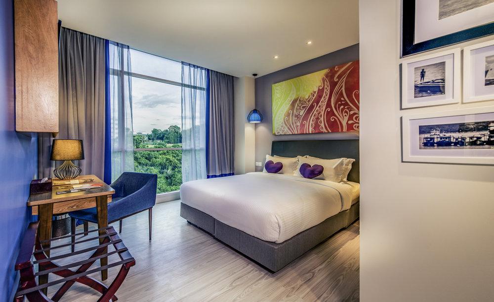 Suite | Photo Credit: Mercure Kota Kinabalu City Centre