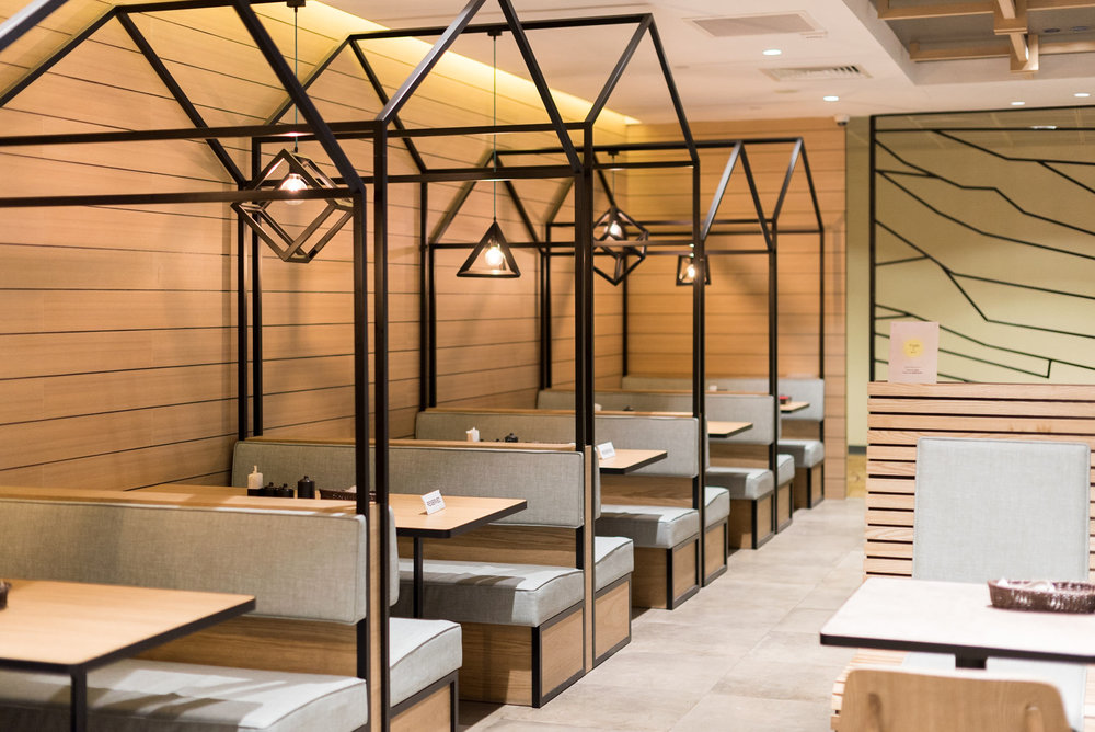 TGM (Plaza Premium Lounge) - Changi Airport (Terminal 2)