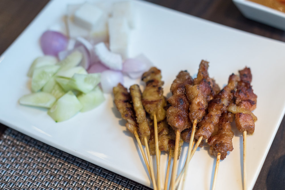 Satay White Rose Café - York Hotel Singapore
