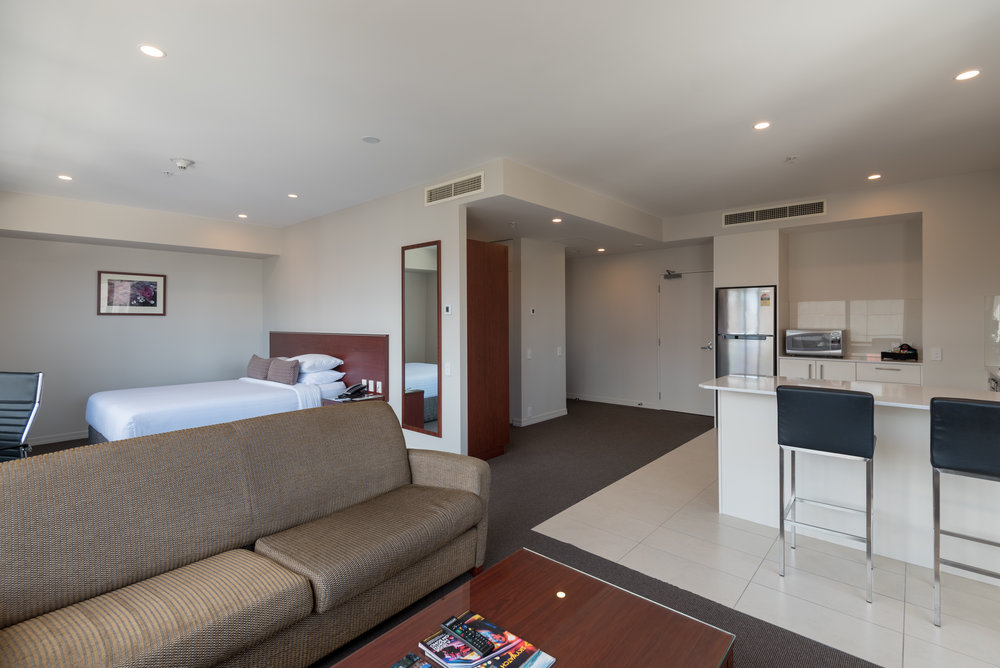 Overview  King Residence Suite - Rydges Auckland