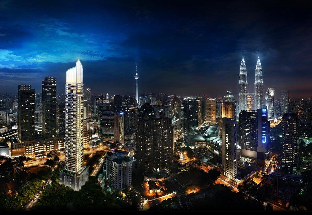 Photo Credit:Pavilion by Banyan Tree, Kuala Lumpur