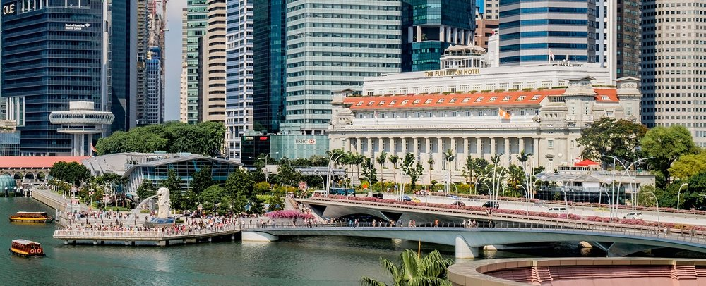 Photo Credit: The Fullerton Hotel Singapore