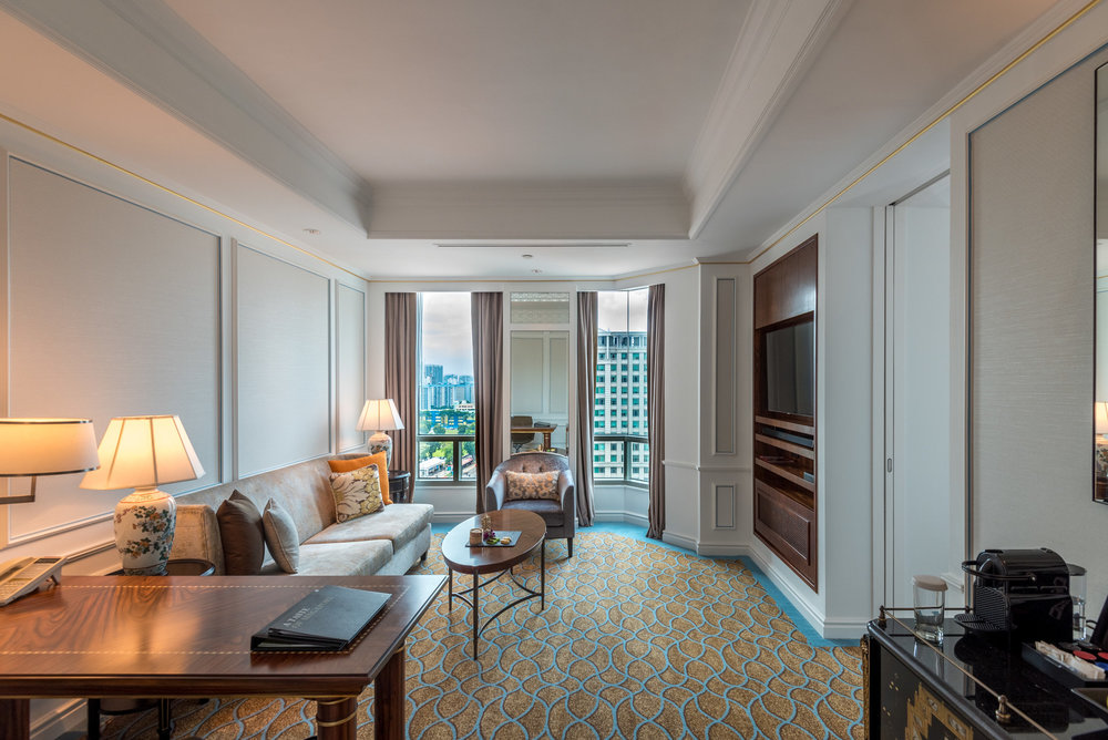 Premier Suite - InterContinental Singapore