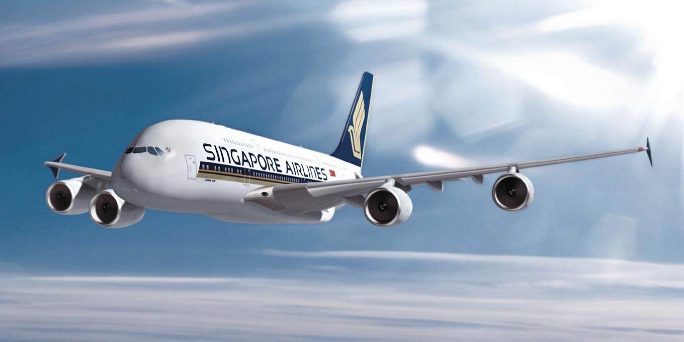 Singapore Airlines' Seat Selection and Booking Management gets a Refreshed Look