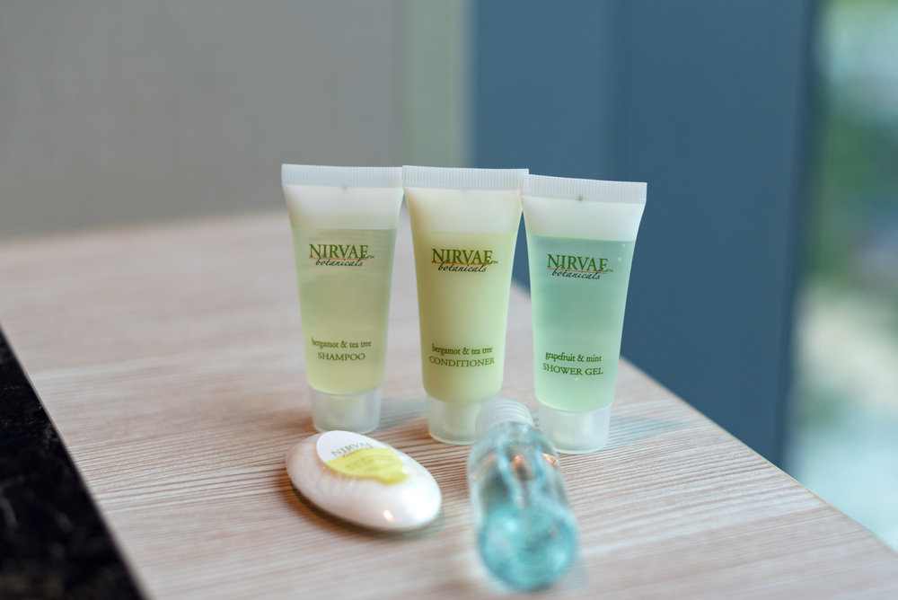 In-house Branded Bath Amenities  Premier Skyline Room - Courtyard by Marriott Singapore Novena