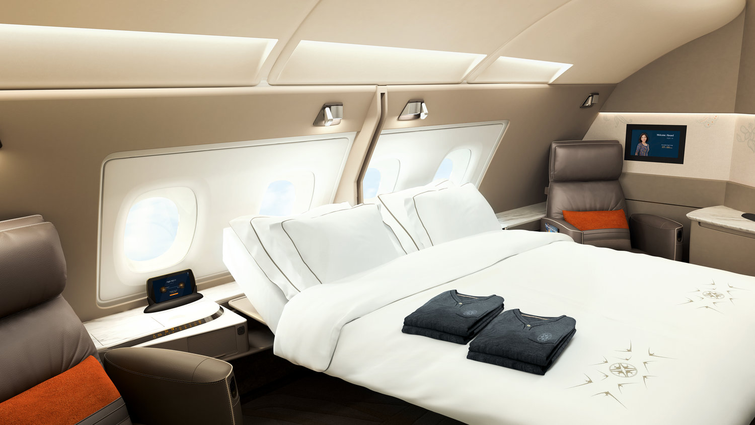 Singapore Airlines to Debut New A380 Products on London and Hong Kong Route