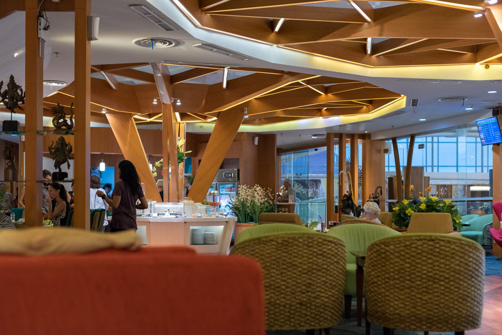 Interiors  Premier Lounge - Ngurah Rai International Airport (DPS)