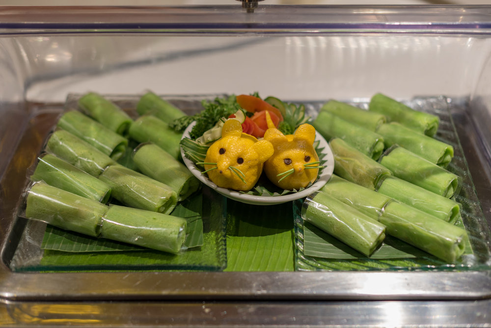 Kueh Dadar  Premier Lounge - Ngurah Rai International Airport (DPS)