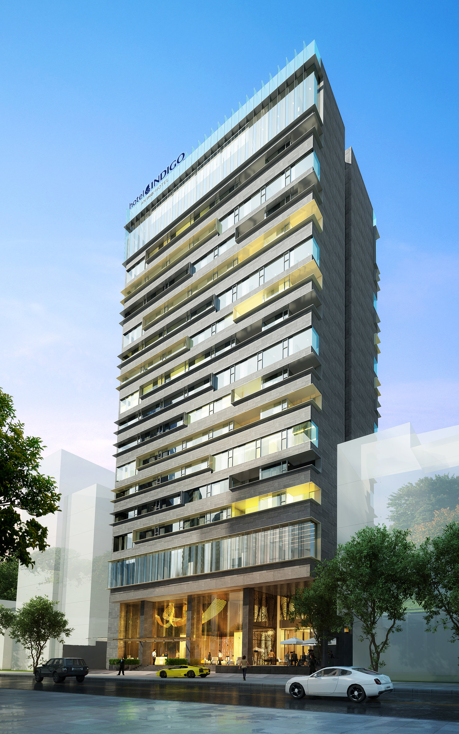 Hotel Indigo to debut in Ho Chi Minh City, Vietnam - Hotel Indigo Saigon The City