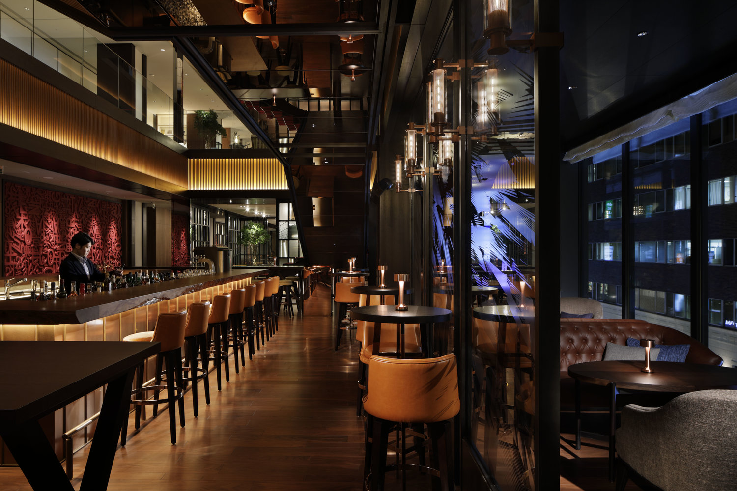 First Hyatt Centric Property in Asia-Pacific Opens in Tokyo - Hyatt Centric Ginza Tokyo,